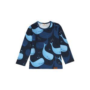 Walkiddy Tričko  námořnická modř / modrá / světlemodrá