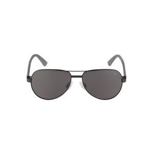 PUMA Sluneční brýle 'PJ0027S '  černá / šedá