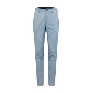 JACK & JONES Kalhoty se sklady v pase 'JPRSOLARIS TROUSER NOOS'  kouřově modrá