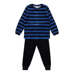 SANETTA Pyžamo  tmavě modrá / modrá