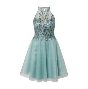 SUDDENLY princess Koktejlové šaty  světlemodrá