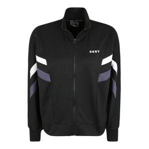 DKNY Sport Sportovní mikina  černá