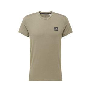 ADIDAS PERFORMANCE Funkční tričko 'Motion'  khaki