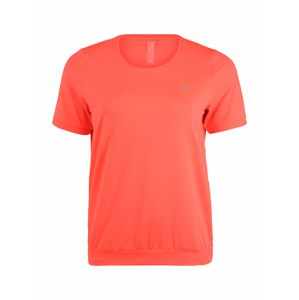 ONLY PLAY Funkční tričko 'Clarise'  svítivě oranžová