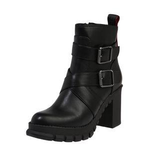 BUFFALO Kotníkové boty  černá