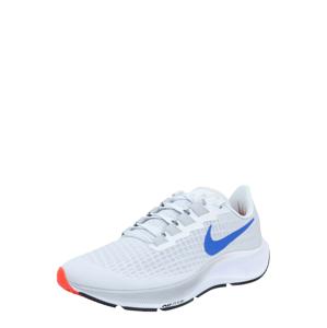 NIKE Běžecká obuv  světle šedá / modrá