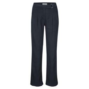 heine Kalhoty se sklady v pase  noční modrá