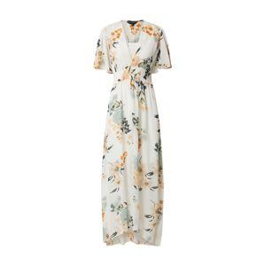 Dorothy Perkins Letní šaty 'Ivory'  bílá / mix barev