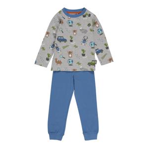 SIGIKID Pyžamo  šedá / modrá