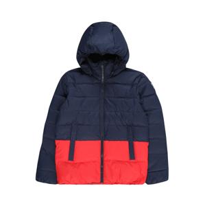 Reima Zimní bunda  námořnická modř / červená