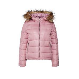 SISTERS POINT Zimní bunda  růžová