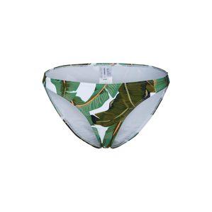 VERO MODA Spodní díl plavek 'NATURE'  zelená