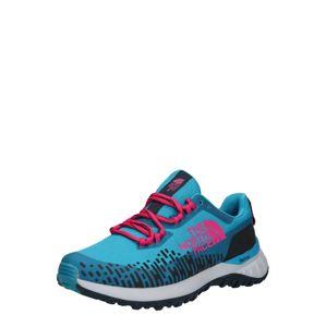 THE NORTH FACE Sportovní boty 'Ultra Traction Futurelight'  modrá / světlemodrá / tmavě růžová