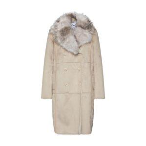 RINO & PELLE Zimní kabát 'Saska'  písková