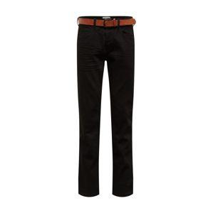 ESPRIT Džíny 'Straight Pants'  černá džínovina