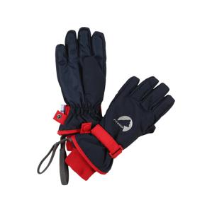 FINKID Rukavice  červená / námořnická modř
