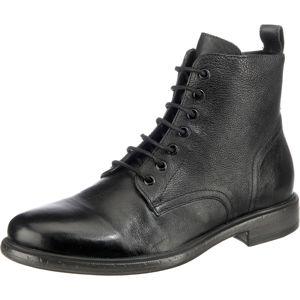 GEOX Šněrovací boty  černá