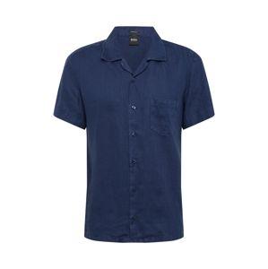 BOSS Košile 'Rhythm'  námořnická modř