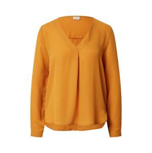 JACQUELINE de YONG Halenka 'LILLIAN'  žlutá / oranžově červená / starorůžová