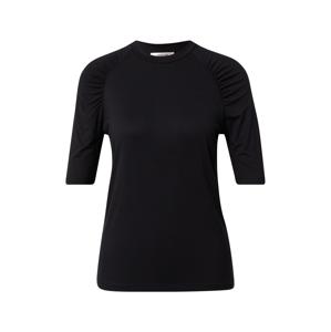 MOSS COPENHAGEN Tričko 'Lalana Brooke'  černá