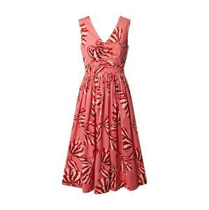 L.K.Bennett Letní šaty 'DR CANDICE'  jasně červená / pink
