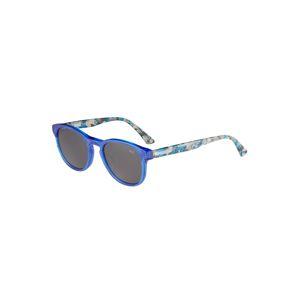 PUMA Sluneční brýle 'PJ0023S'  kouřově šedá / modrá