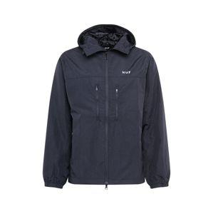 HUF Přechodná bunda  černá
