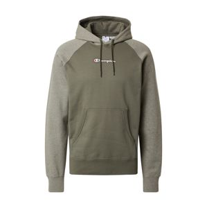 Champion Authentic Athletic Apparel Mikina  olivová / khaki