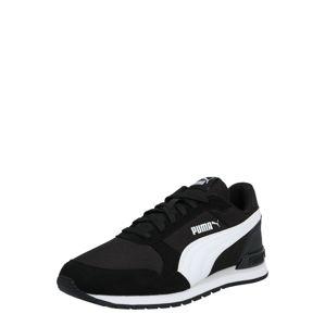 PUMA Tenisky 'ST Runner'  bílá / černá