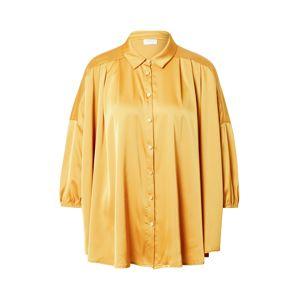 VILA Halenka 'VIRYS'  zlatě žlutá