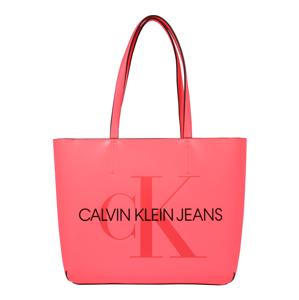 Calvin Klein Jeans Nákupní taška  pink