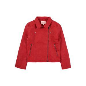 KIDS ONLY Přechodná bunda 'Carla'  červená
