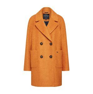 Funky Buddha Přechodný kabát  oranžová