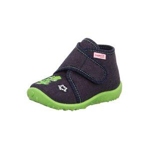 SUPERFIT Pantofle 'Spotty'  mix barev / modrá džínovina
