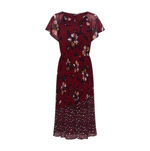 S.Oliver BLACK LABEL Šaty  červená třešeň