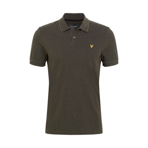 Lyle & Scott Tričko 'Oxford'  khaki