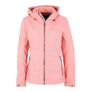 KILLTEC Sportovní bunda 'Barira'  růžová