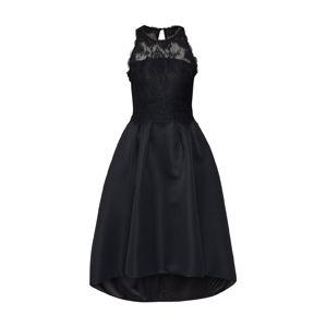 Chi Chi London Koktejlové šaty 'CHI CHI GARCIA DRESS'  černá