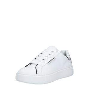 Karl Lagerfeld Tenisky 'Maxi Kup'  bílá