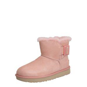 UGG Kozačky 'MINI BAILEY'  pink / růžová