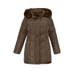 Ulla Popken Zimní kabát  khaki