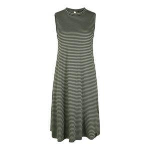 BRUNOTTI Sportovní šaty 'Gabriella'  olivová / černá