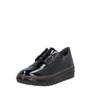 TAMARIS Šněrovací boty  námořnická modř