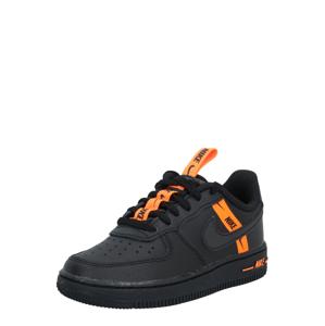 Nike Sportswear Tenisky  oranžová / černá