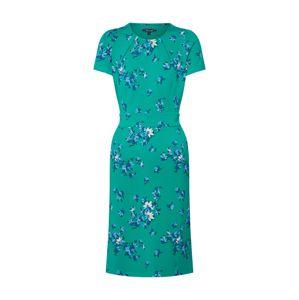 King Louie Šaty 'Mona Dress Amalfi'  tmavě zelená / mix barev