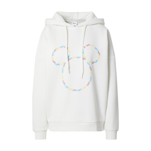 ABOUT YOU x Disney Mikina 'Jolie'  offwhite