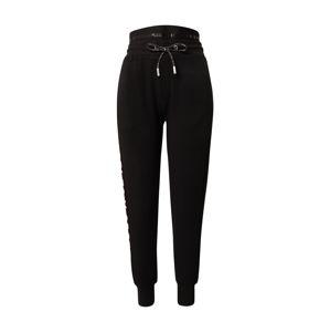 THE KOOPLES SPORT Kalhoty 'Jogging'  černá / růžová