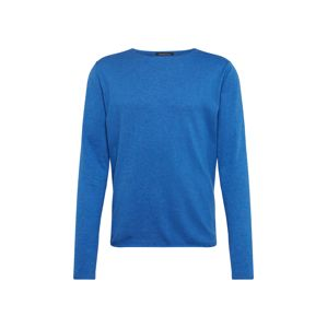 SELECTED HOMME Svetr 'DOME CREW NECK NOOS'  modrá