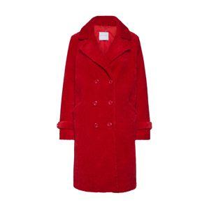 RINO & PELLE Zimní kabát 'GALA'  červená