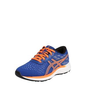 ASICS Sportovní boty  modrá / oranžová